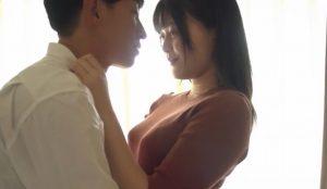 韓流っぽい男子と清純派女子。