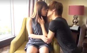 イケメンとキス好き女子