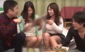 イケメンの友達がほろ酔い女子を連れてきてくれた。